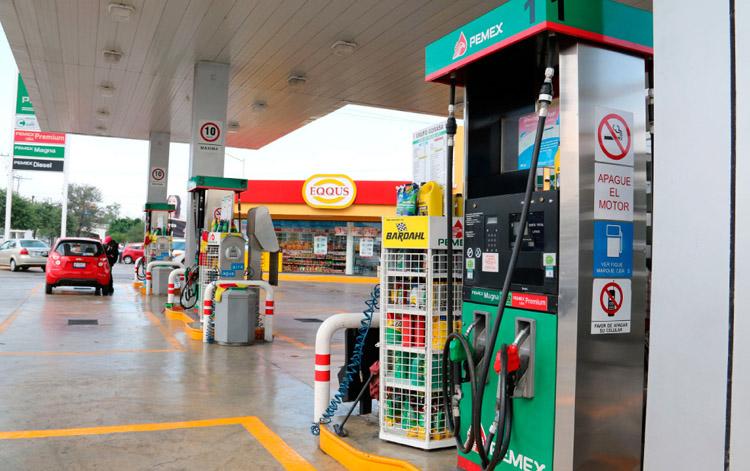 Comprar de segunda mano los talones a la gasolina