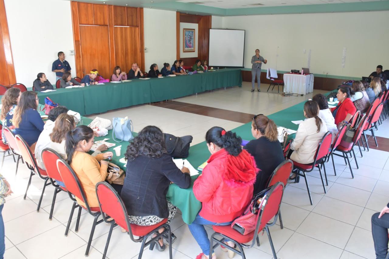 """Impartió IEEPO el taller """"Habilidades socioemocionales"""" como parte del Programa Nacional de Convivencia Escolar (PNCE)."""
