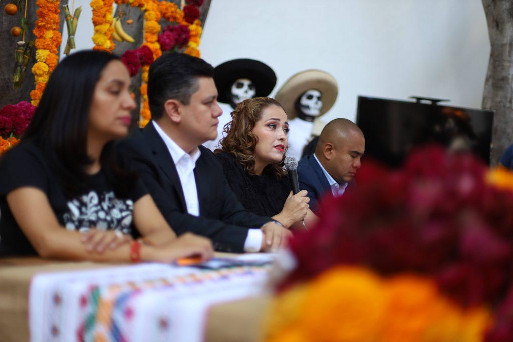 """Presentación del """"Festival de Día de Muertos #Oaxaca 2019"""""""