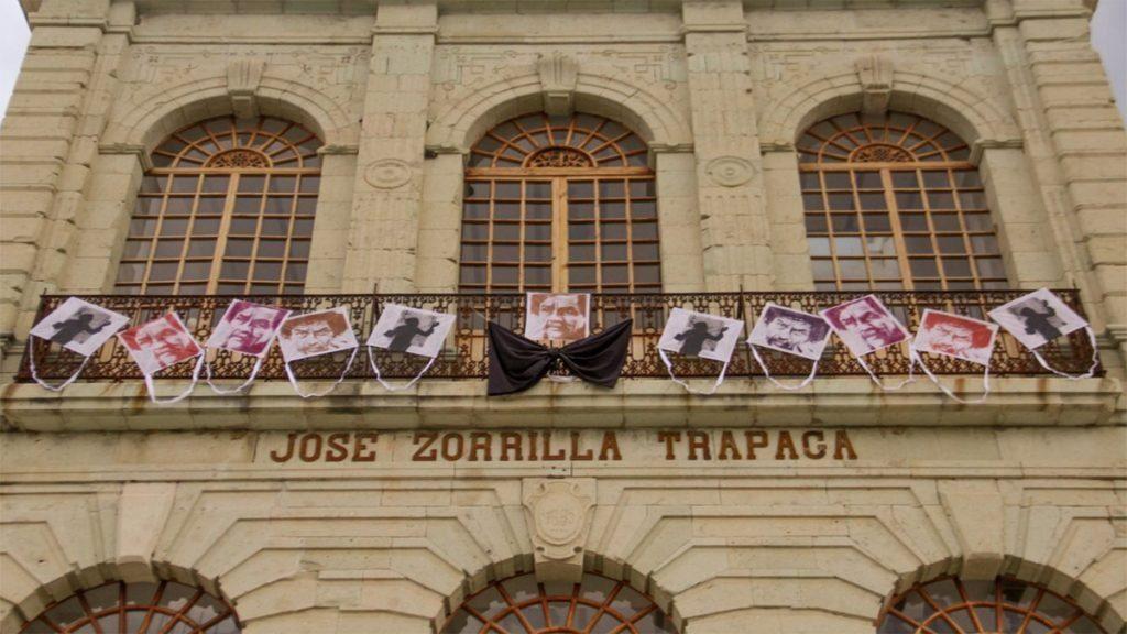 Colocan papalotes en honor a Francisco Toledo a 40 días de su muerte