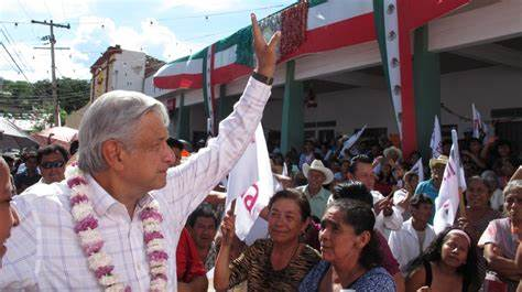 Prevén visita de López Obrador a Cuicatlán el próximo 19 de octubre