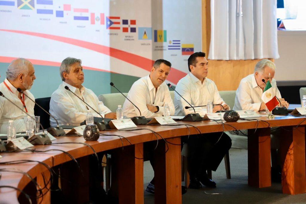 40 aniversario de la Conferencia Permanente de Partidos Políticos de América Latina y el Caribe (Copppal)