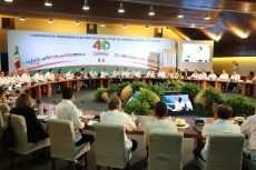 40 aniversario de la Conferencia Permanente de Partidos Políticos de América Latina y el Caribe (Coppal)