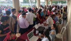 Algunas asambleas para renovar las dirigencias distritales de Morena fueron suspendidas en varios estados, por riñas y actos violentos.