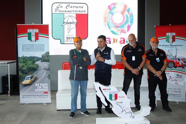 La primera etapa de la clásica carrera de automovilismo partirá de Oaxaca este viernes; prevé Sectur derrama económica de 84 mdp con una ocupación hotelera del 52 %.