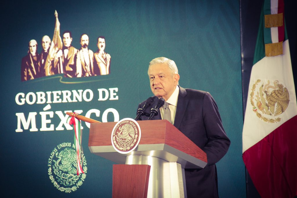 Conferencia mañanera de AMLO 19 de octubre en Oaxaca