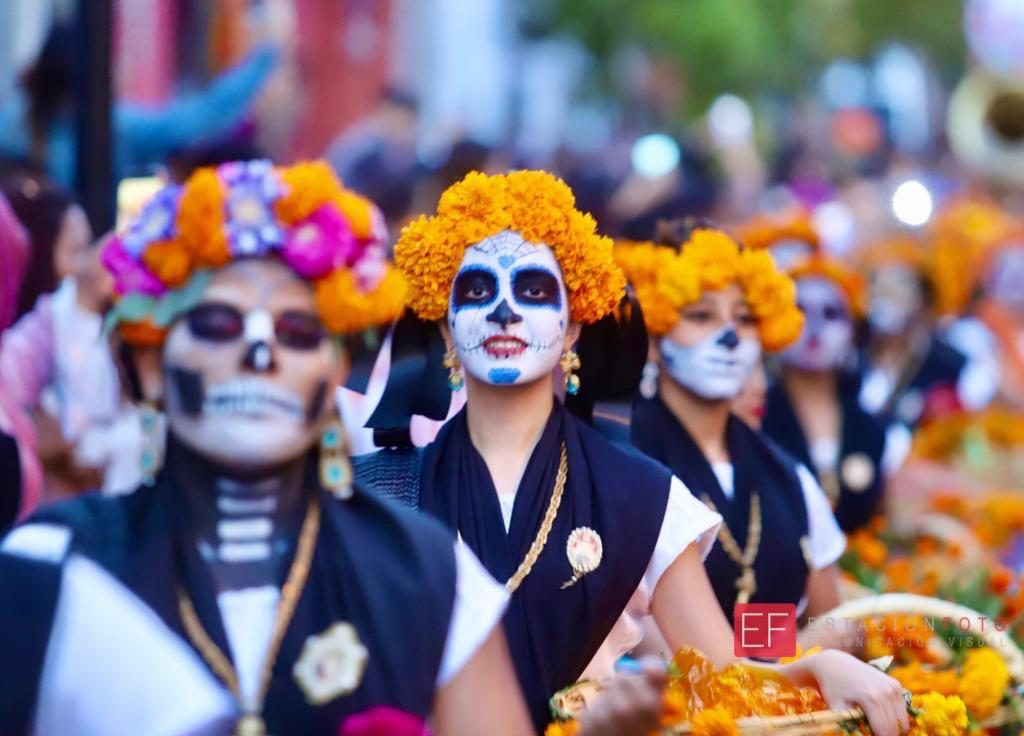 Gran Comparsa de Oaxaca de Juárez