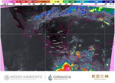 Activa Protección Civil consejos municipales por lluvias en Oaxaca