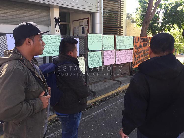 Denuncian a edil de San Pedro Mártir de buscar imponer a nuevo concejal