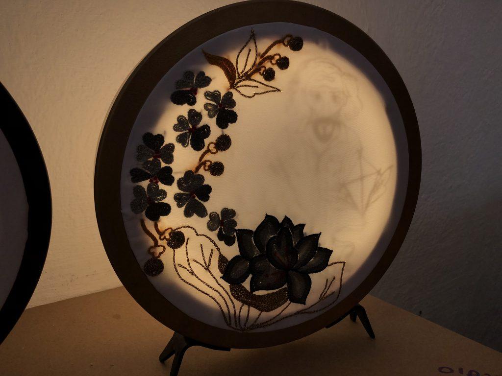 Obra de los alumnos de producción de artes visuales y Diseño Industrial de Objetos (DIO) 5.0, que se realizan en el Centro de las Artes de San Agustín (CaSa)