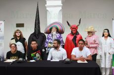 Invitan a las tradicionales muerteadas en la Villa de Etla