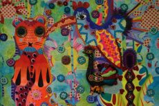 "Invitan a admirar la exposición ""Magia oaxaqueña Sasky & Vilchiz"""