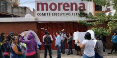 Militantes de Morena exigen anular asambleas en vísperas de elecciones internas