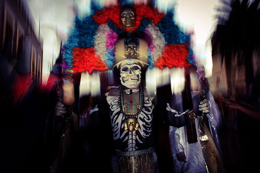 Comparsas en Oaxaca: tradición, música y algarabía