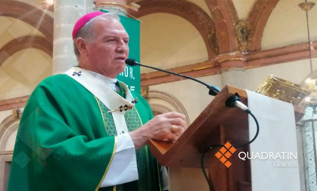 Pedro Vázquez Villalobos, arzobispo de Oaxaca