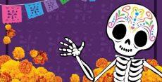 """Agenda """"Día de Muertos y Fieles Difuntos"""" 31 de octubre"""