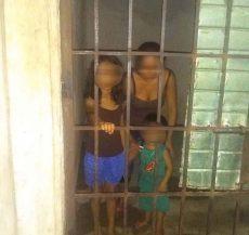 Piden castigar a síndico que encarceló a mujer y dos niñas en San Juan Mazatlán, Mixe