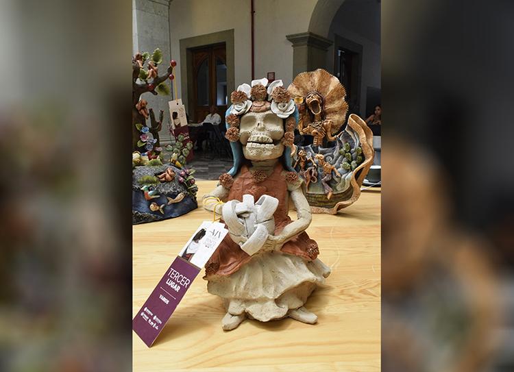 Reconocen a ganadores del Premio Estatal de Arte Popular Benito Juárez 2019