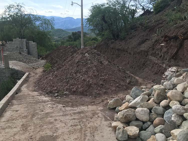 Piden cuentas claras al agente municipal de San Pedro Chicozapote