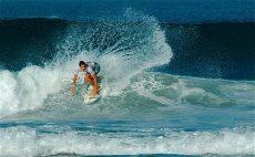 Inicia el Festival Internacional de Surf Oaxaca 2019