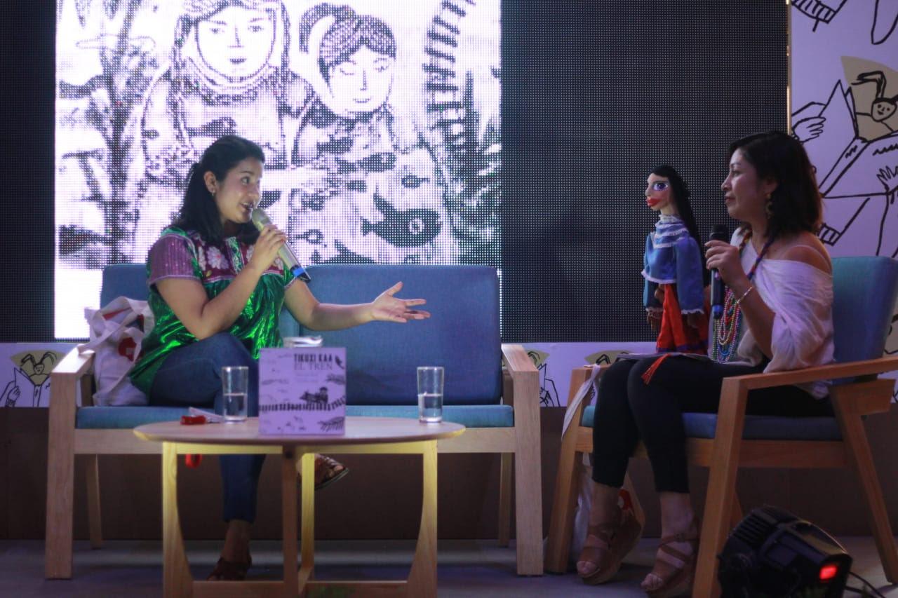 Nadia López, Premio Nacional de la Juventud 2018, presenta su libro en la FILO