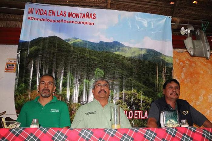 Invitan a conquistar las montañas de San Pablo Etla - Diario Marca de Oaxaca