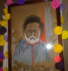 Instalan en Huajuapan altar en honor a Francisco Toledo