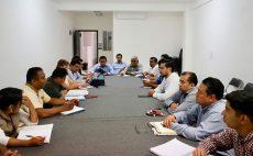 IEEPO y dirigencia magisterial dan seguimiento a peticiones de docentes de la Mixteca