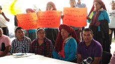 Pide agencia de Mixistlán votar y ser votado