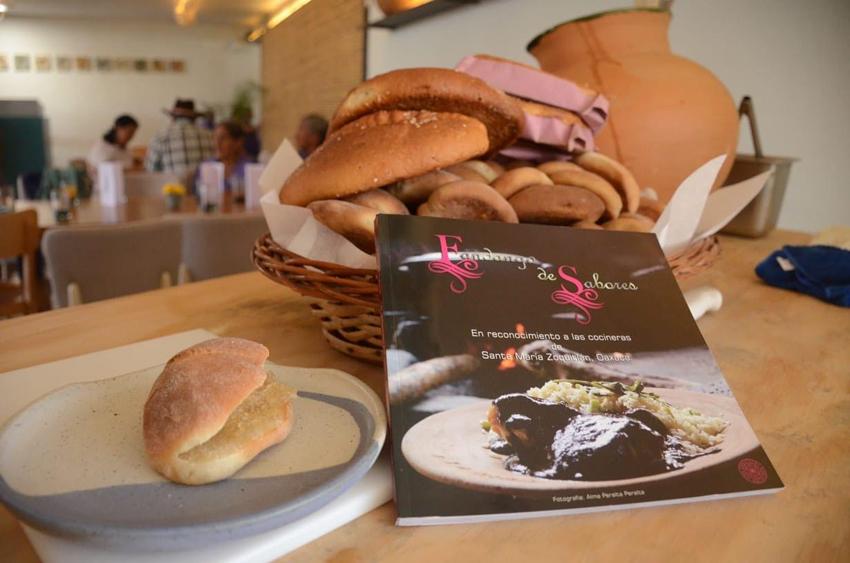 Cautiva el sabor de la tradición zoquiteca