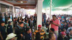 Disturbios empañan tres elecciones en Oaxaca