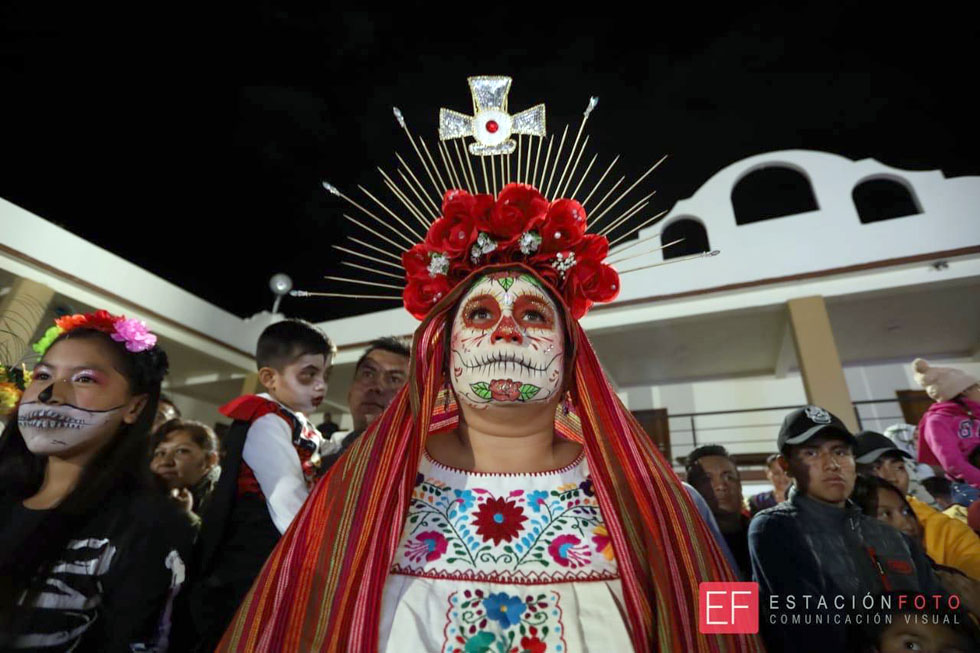 La octava de la 'muerteada' se vivió con júbilo en San Sebastián de las Flores