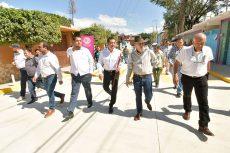 Nuevas luminarias abonarán a la seguridad de la capital: Oswaldo García