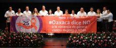 Reitera Murat compromiso para erradicar la violencia