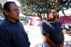 Piden consulta popular por parquímetros en la ciudad de Oaxaca