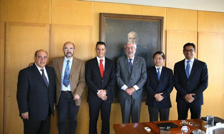 Fortalecerán Gobierno de Oaxaca y UNAM la oferta de educación superior