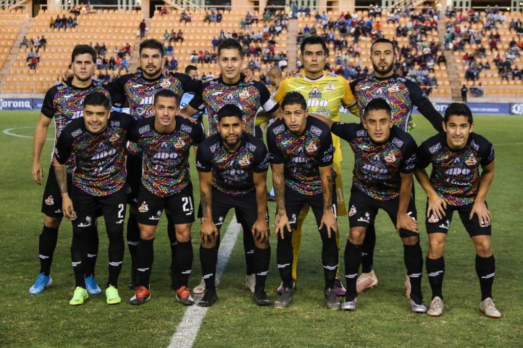 Alebrijes de Oaxaca clasificó en primer lugar a la liguilla de Oaxaca tras vencer a los Toros de Celaya 2-0