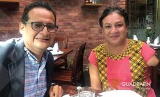 Obtiene activista muxhe Amaranta Gómez certeza jurídica ante el SAT