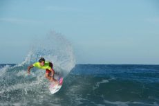 Concluyen las competencias de los Juegos Nacionales de Surf en Zipolite