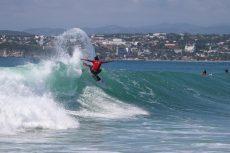 Finalizan los Juegos Nacionales de Surf 2019
