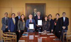 UNAM y Semarnat fortalecerán trabajo conjunto de investigación científica y cultural