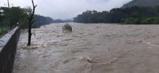 Monitorean nivel de ríos en la Cuenca por lluvias