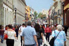 Oaxaca es referente en el sector turístico; aumenta 28.7% la afluencia de visitantes vía aérea.