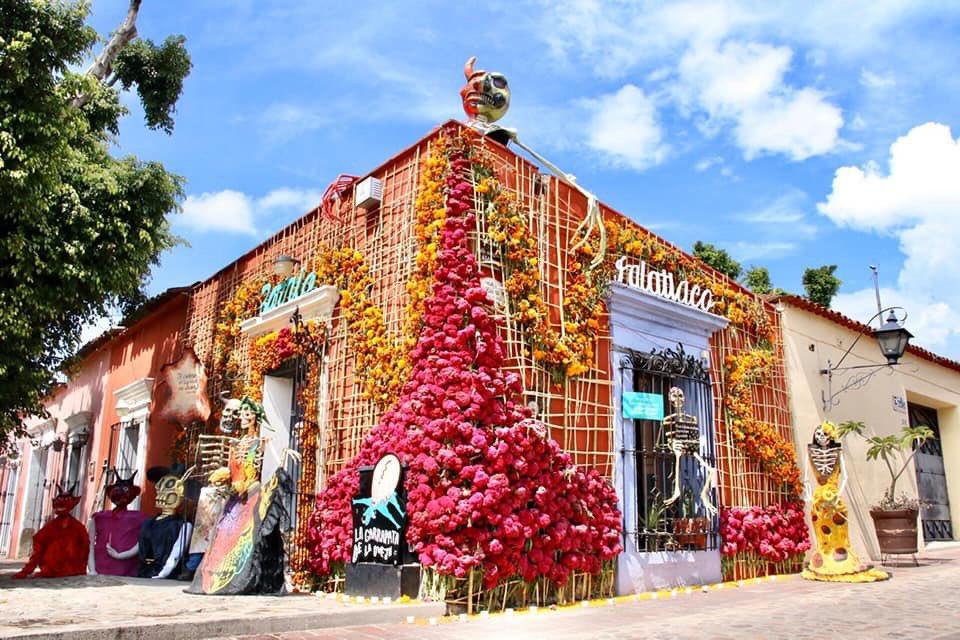 Mediante concursos, preservan tradiciones del Día de Muertos en Oaxaca