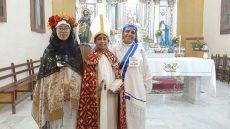 Cambian 'Muerteada' por 'Santeada' en San Agustín de las Juntas