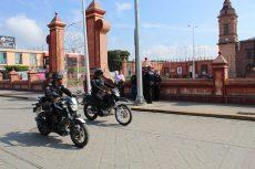 Inicia operativo en Huajuapan por inicio de festejos guadalupanos