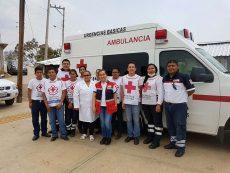 Voluntariado compromiso con la sociedad: Cruz Roja