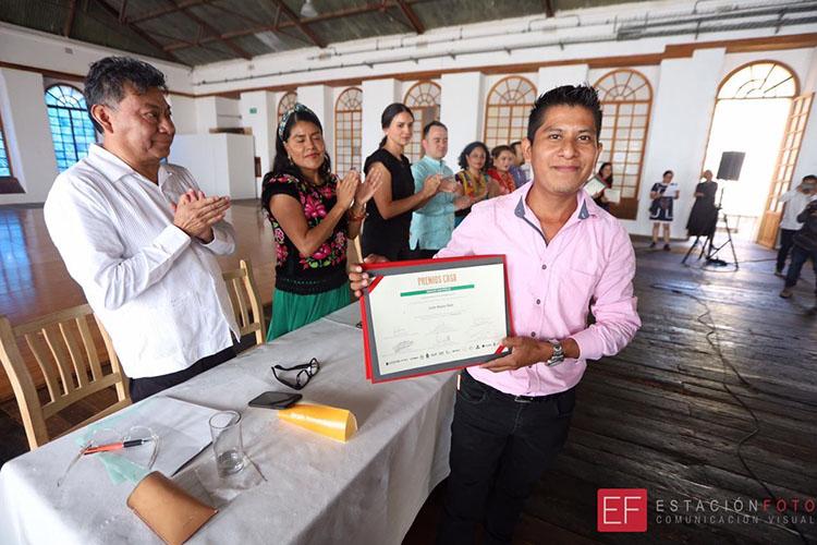 Entregan Premios CaSa de Creación Literaria 2019