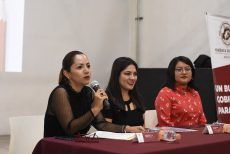 La Dirección de Desarrollo Humano inició el Ciclo de Conferencias sobre el Fortalecimiento al Trabajo de Docentes.