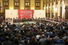 Refrenda Murat voluntad para fortalecer la coordinación de la GN